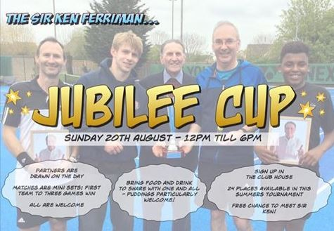 Jubilee Cup Tournament