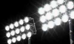 The New BLTC Floodlights are now fully operational